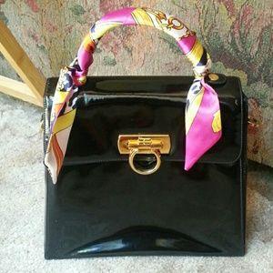 Vintage Salvatore ferregamo handbags